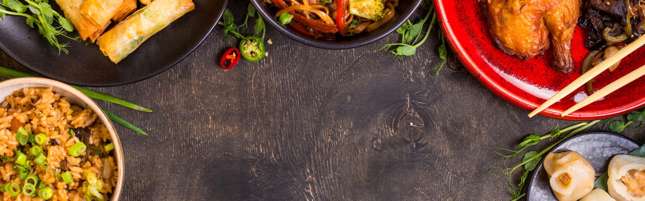 Новогодние сеты, заказать китайскую кухню ОН-ЛАЙН